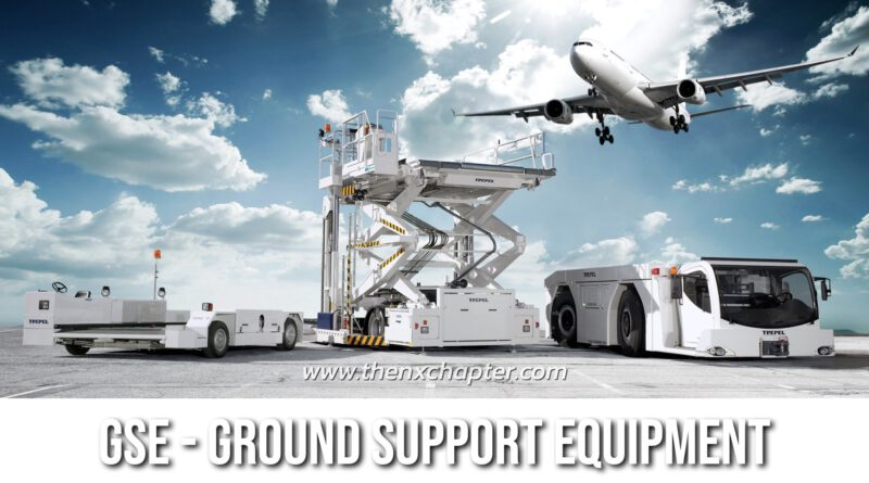 GSE Ground Support Equipment
